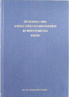 Regionale und lokale Räteorganisationen in Württemberg 1918/19. Bearb. v. Eberhard Kolb u. Klaus Schönhoven, (= Quellen zur Geschichte der Rätebewegung in Deutschland 1918/19, Band II)-0