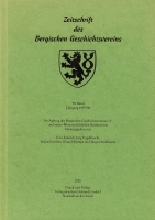 Zeitschrift des Bergischen Geschichtsvereins Bd. 98, Jahrgang 1997/98-0
