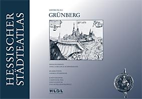 Hessischer Städteatlas - Grünberg-0