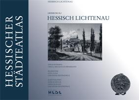 Hessischer Städteatlas - Hessisch Lichtenau-0
