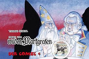 Neues vom Wilden Markgrafen. Der Comic 4-0