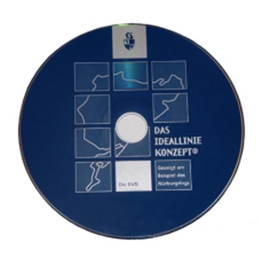Das Ideallinie Konzept. Gezeigt am Beispiel des Nürburgrings – DVD die Instruktionsrunde