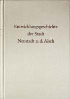 Entwicklungsgeschichte der Stadt Neustadt a. d. Aisch bis 1933 (Chronik)-0