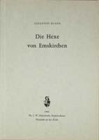 Die Hexe von Emskirchen. Eine traurige Geschichte aus einer traurigen Zeit-0