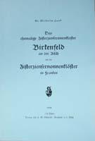 Das ehemalige Zisterzienserkloster Birkenfeld an der Aisch und die Zisterzienser-Nonnenklöster in Franken-0