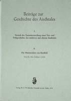 Beiträge zur Geschichte des Aischtales-0