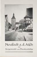 Ein Wanderbuch. Neustadt a. d. Aisch mit Steigerwald und Frankenhöhe-0