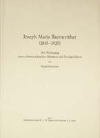 Joseph Maria Baernreither (1845-1925). Der Werdegang eines altösterreichischen Ministers und Sozialpolitikers-0