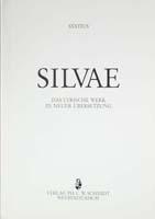 Statius Silvae. Das lyrische Werk in neuer Übersetzung und Erläuterungen-0