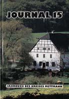 Journal 15. Jahrbuch des Kreises Mettmann 1995-0