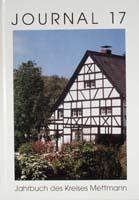 Journal 17. Jahrbuch des Kreises Mettmann 1997-0