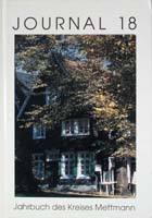 Journal 18. Jahrbuch des Kreises Mettmann 1998-0