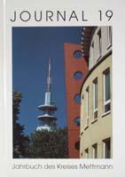 Journal 19. Jahrbuch des Kreises Mettmann 1999-0