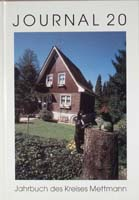 Journal 20. Jahrbuch des Kreises Mettmann 2000-0