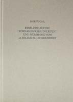 Einflüsse auf die Vornamenwahl in Leipzig und Nürnberg vom 13. bis zum 18. Jahrhundert-0