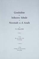 Geschichte der höheren Schule in Neustadt a. d. Aisch-0