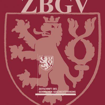 Zeitschrift des Bergischen Geschichtsvereins Bd. 100, Jahrgang 2002/2003/2004-0