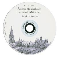 Älteres Häuserbuch der Stadt München. Hausbesitz und Steuerleistung der Münchner Bürger 1368-1571. CD-ROM-0