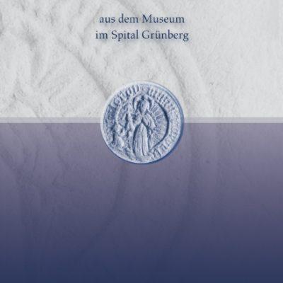 Veröffentlichungen aus dem Museum im Spital Grünberg. Band III: Die Wandmalereien in der ehemaligen Generalpräzeptorei der Antoniter zu Grünberg.-0