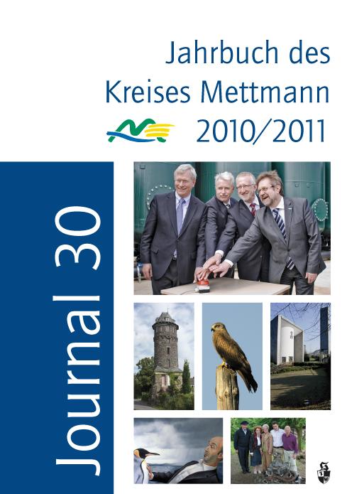 Journal 30. Jahrbuch des Kreises Mettmann 2010/2011-0