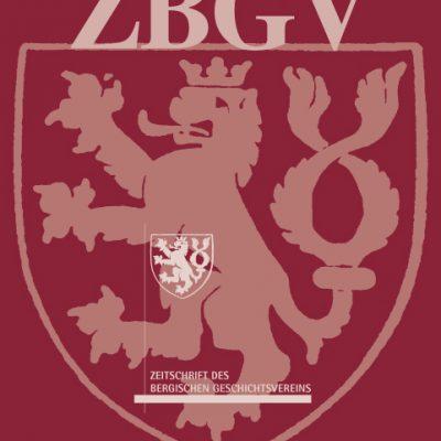 Zeitschrift des Bergischen Geschichtsvereins, Band 102 (2008-2009)-0