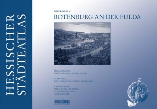 Hessischer Städteatlas - Rotenburg an der Fulda