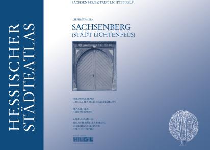 Hessischer Städteatlas - Sachsenberg
