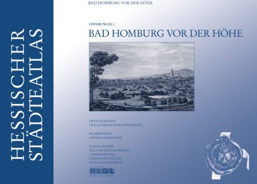 Hessischer Städteatlas - Bad Homburg vor der Höhe