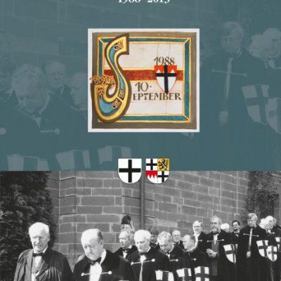 """Komturei """"Franken"""" des Deutschen Ordens St. Mariens in Jerusalem 1988-2013"""