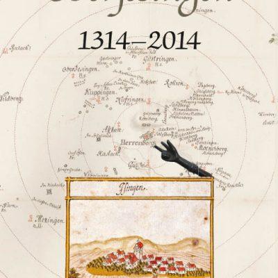 Oberjesingen 1314-2014. Herrenberger Historische Schriften Band 10