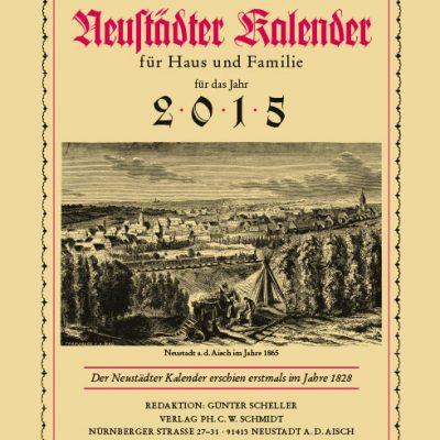 187 Jahre Neustädter Kalender für Haus und Familie für das Jahr 2015