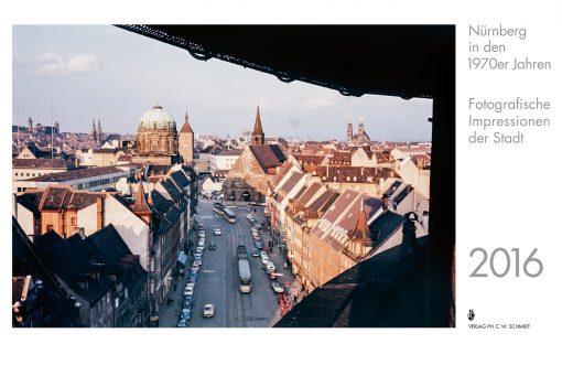 Stadtarchiv Nürnberg - Nürnberg in den 1970er Jahren. Fotografische Impressionen der Stadt