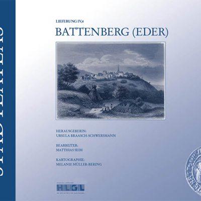 Hessisches Landesamt für geschichtliche Landeskunde - Hessischer Städteatlas - Battenberg (Eder)