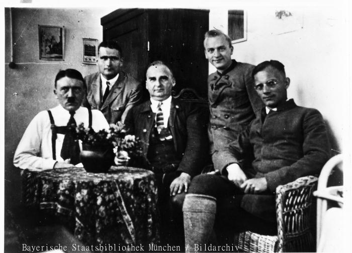 Hitler in Landsberg – Prison