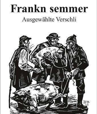 Der fünfte Band mit Mundartgedichten von Grete Mikisch - die Neuauflage als Broschur.