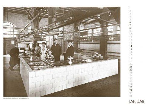 Facetten einer Stadt - Nürnberg in Fotografien 1900 bis 1918. Monatskalender 2017-554