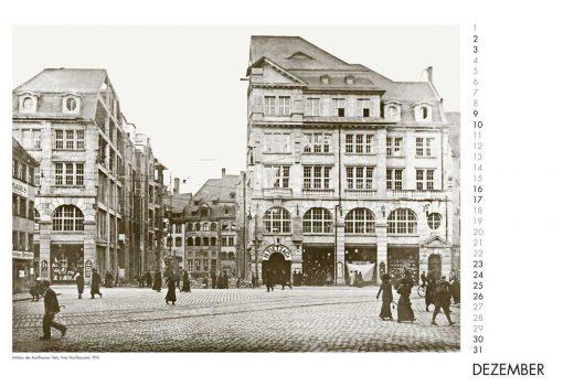 Facetten einer Stadt - Nürnberg in Fotografien 1900 bis 1918. Monatskalender 2017-558
