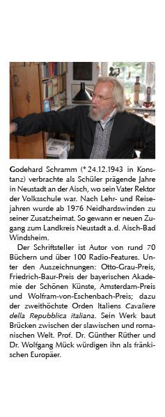 WeitLandWeit - GroßstadtlosGroß. Landkreis-NEA-Porträt. Begegnungen im Aischgrund, Gollauchgau, Iffgau, Steigerwald und auf der Frankenhöhe im Rangau-565