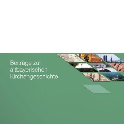 Beiträge zur altbayerischen Kirchengeschichte, Band 58 (2018)