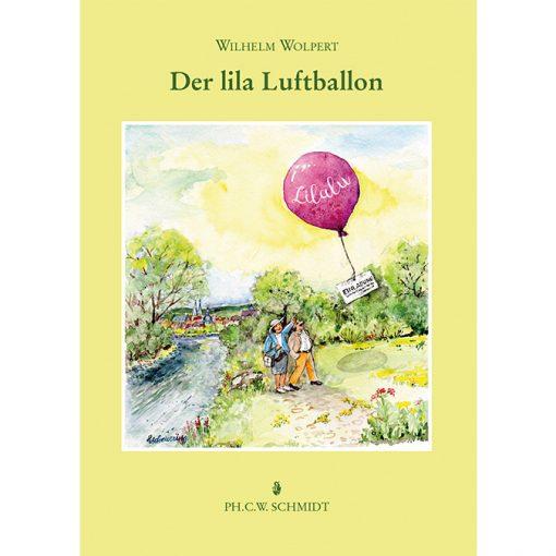 Lilalu - der Lila Luftballon. ein fränkisch-bayerisches Liebes-Romänchen