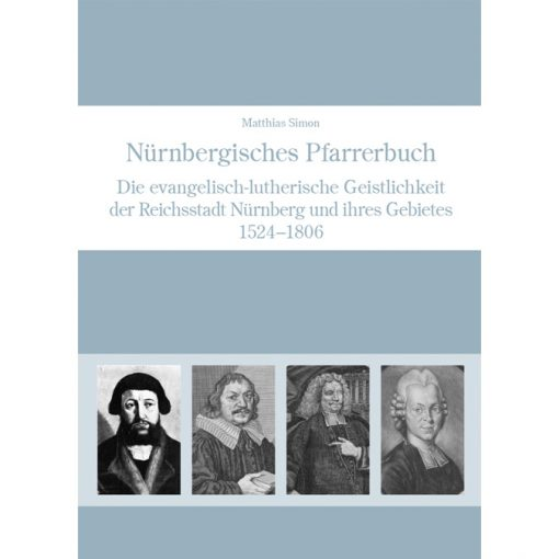 Nürnbergisches Pfarrerbuch