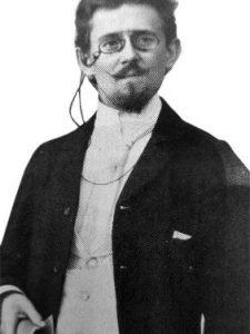 Ferdinand Karl Holzinger alias Ferdinand Rodenstein