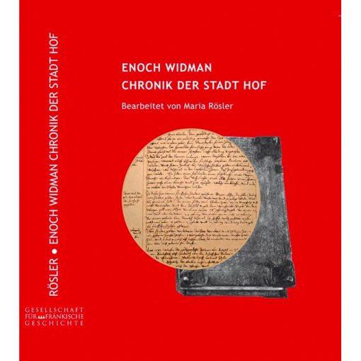Enoch Widman - Chronik der Stadt Hof