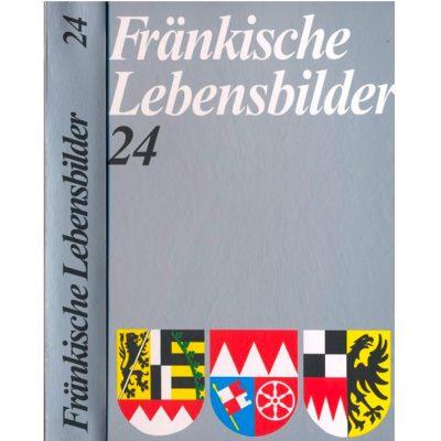 Fränkische Lebensbilder Band 24 Neue Folge der Lebensläufe aus Franken