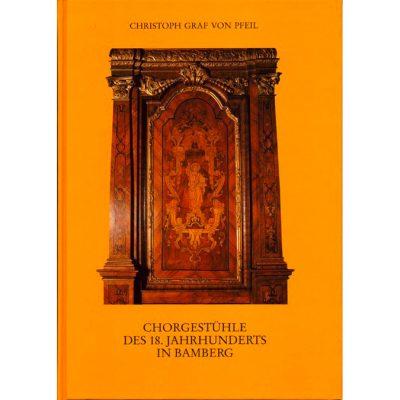 Chorgestühle des 18. Jahrhunderts in Bamberg