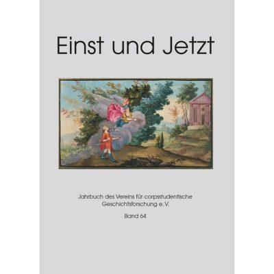 Einst und Jetzt - Band 64 - Jahrbuch 2019