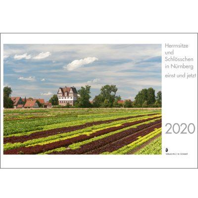 Herrensitze und Schlösschen in Nürnberg - Monatskalender