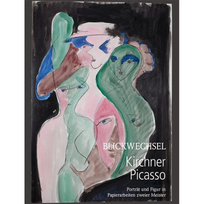 Blickwechsel Kirchner-Picasso. Porträt und Figur in Papierarbeiten zweier Meister