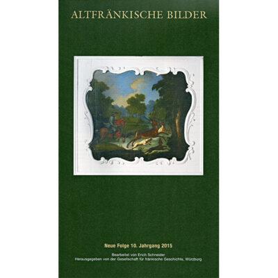 Altfränkische Bilder - Neue Folge 10 (2015)