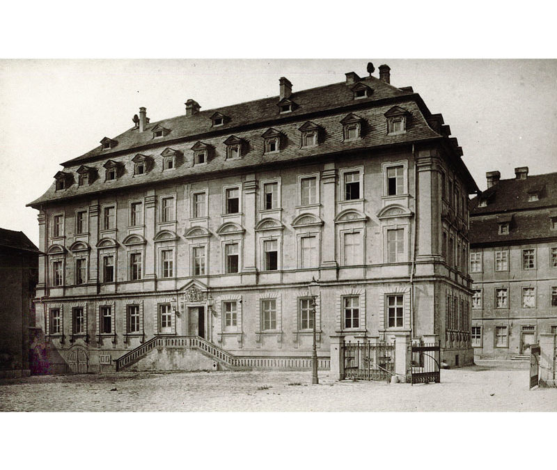 Die Palaisbauten der Greiffenclau-Zeit in Würzburg